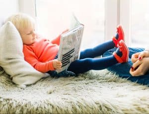 counseling for children reading